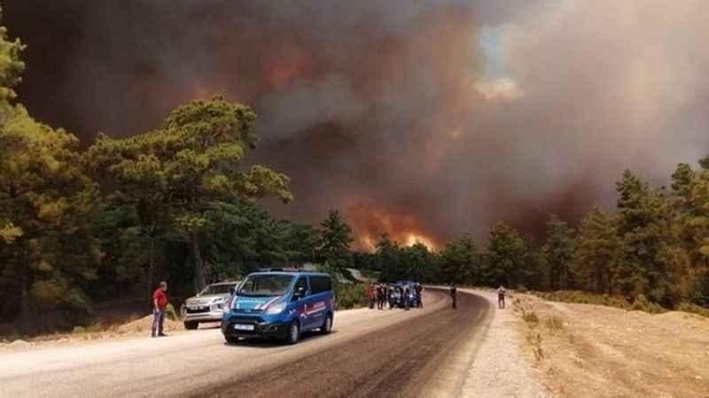 Son Dakika: Alanya ve Manavgat afet bölgesi ilan edildi!