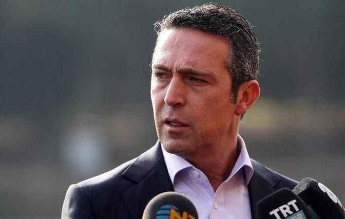 Taraftara müjdeyi verdi! Fenerbahçe Başkanı Ali Koç'tan transfer açıklaması