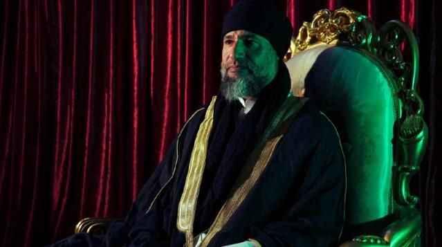 Kaddafi'nin oğlu 10 yıl aradan sonra ortaya çıktı, başkanlık sinyali verdi