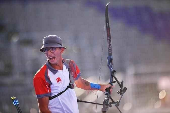 Tarihi başarı! Mete Gazoz olimpiyat şampiyonu oldu