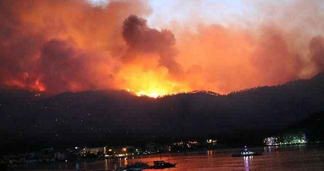 Manavgat ve Gündoğmuş'taki orman yangınlarını PKK'ya bağlı 'Ateşin Çocukları' üstlendi