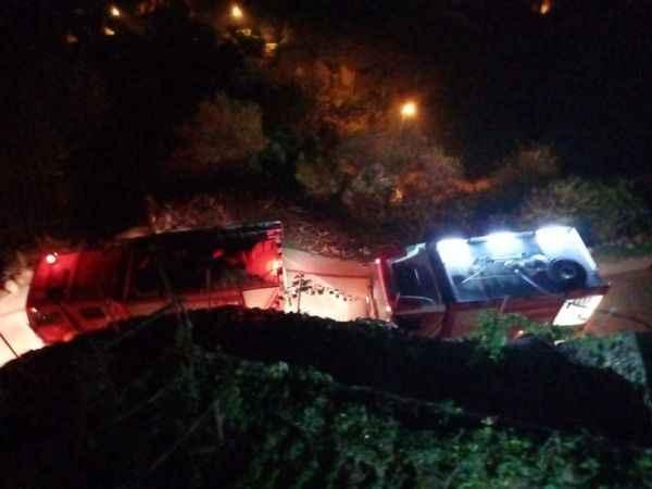 BŞB Alanya Güzelbağ'da teyakkuz halinde