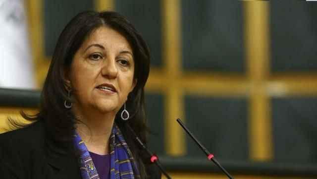 HDP Eş Genel Başkanı: Kim yaktıysa hesabı sorulmalı!