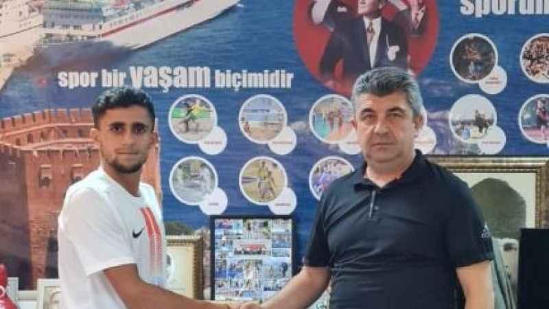 Alanya Kestelspor'a amatörden takviye