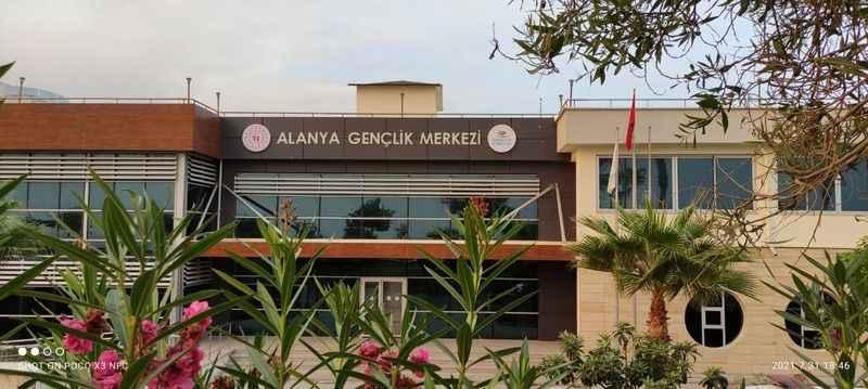 Alanya Afet Merkezi kuruldu