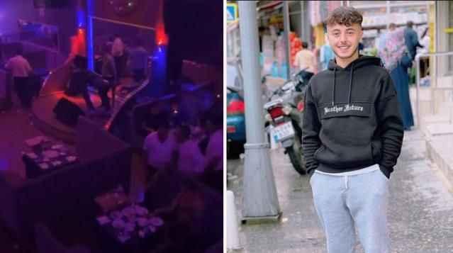 Pavyondaki hesap kavgası cinayetle bitti! 19 yaşındaki genç göğsünden vuruldu