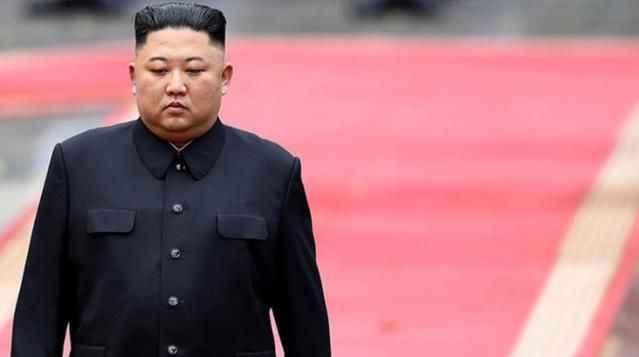Son görüntüsü çok konuşuluyor! Kim Yong-un kafası mı çürüyor?