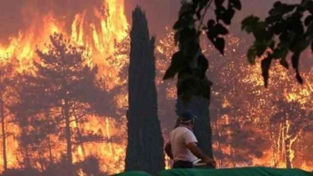 Flaş gelişme! Manavgat yangınlarıyla ilgili 16 yaşındaki şüpheli tutuklandı
