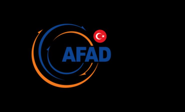 AFAD yardıma koşuyor