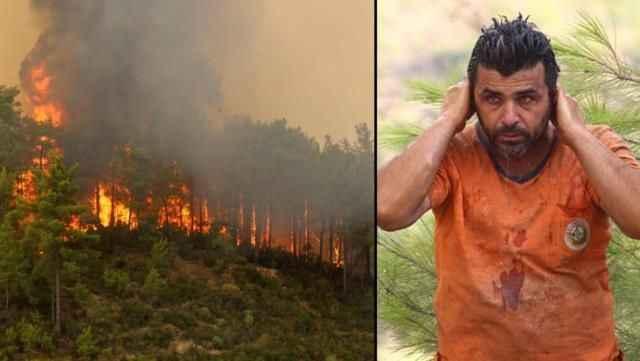 Türkiye'nin yangın mücadelesi sürerken bir ilden daha üzen haber geldi