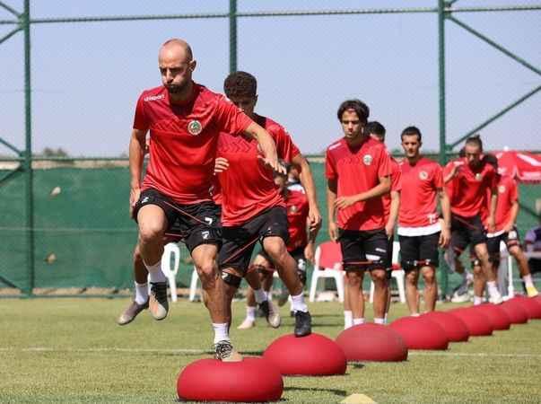 Alanya'da Süper Lig heyecanı