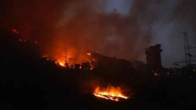 Son Dakika: Milas'taki Termik Santral yangınından 11 saat sonra iyi haber