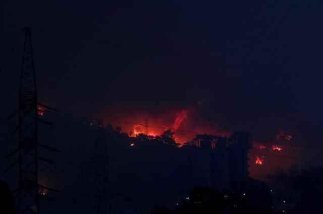 Yangının sıçradığı termik santralde ürküten ihtimal!