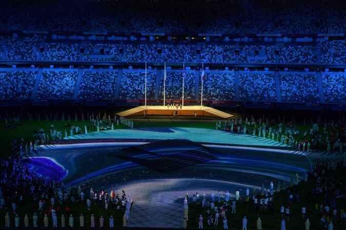 Kapanış seremonisi ile Tokyo Olimpiyat Oyunları resmen sona erdi