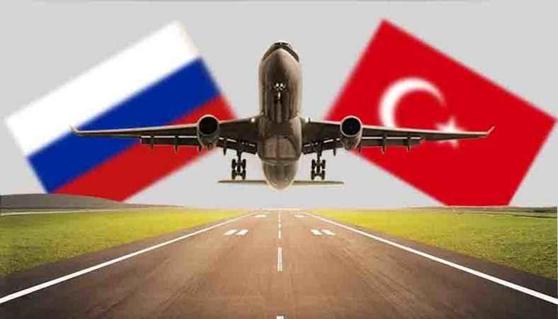 Alanyalı turizmciye iyi haber: Rusya'nın 9 şehrinden daha uçuşlar başladı