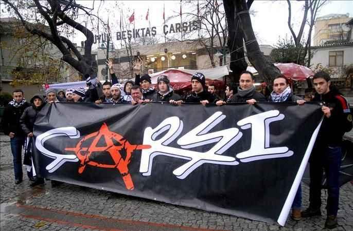 Çarşı'nın paylaşımları Fenerbahçe taraftarını kızdırdı