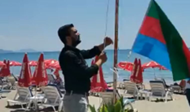 Alanya Gelecek'ten Afgan bayrağı açıklaması