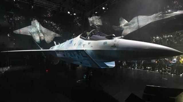 Mesajı adıyla verdiler! Rusya'nın yeni avcı uçağı ABD'yi korkuttu