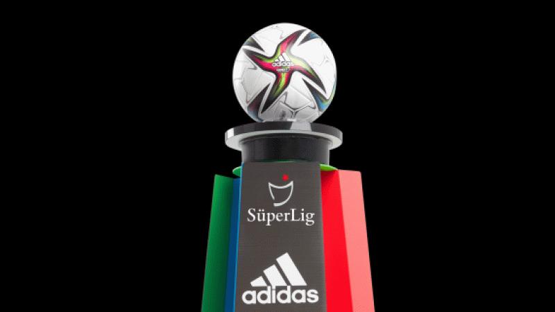 İşte Süper Lig'in yeni topu