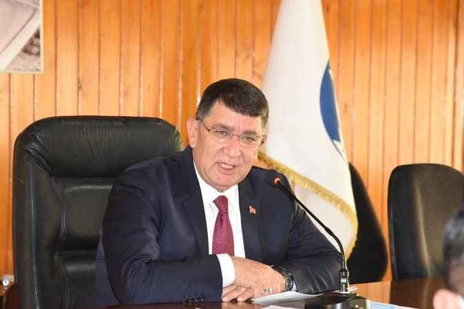 """Antalya Esnaf ve Sanatkarlar Odaları Birliği Başkanı Dere: """"Kapanmaya gücümüz yok"""""""