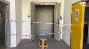 Asansör boşluğuna düşen fayans ustası hayatını kaybetti