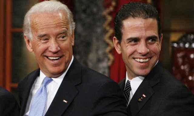 ABD Başkanı Joe Biden'a büyük şok! Oğlunun skandal görüntüleri sızdı