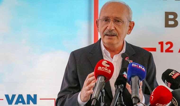 CHP Genel Başkanı Kılıçdaroğlu'ndan çarpıcı sözler