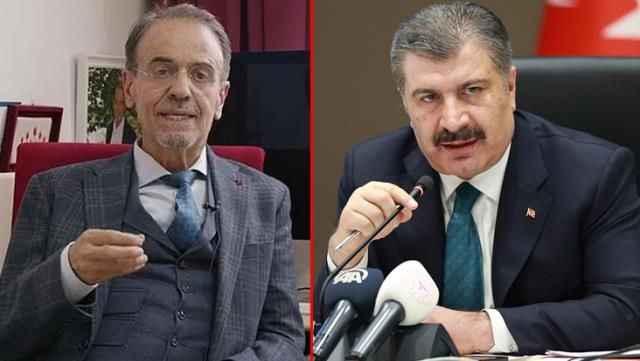 Prof. Dr.Mehmet Ceyhan'dan Bakan Koca'ya kritik soru!