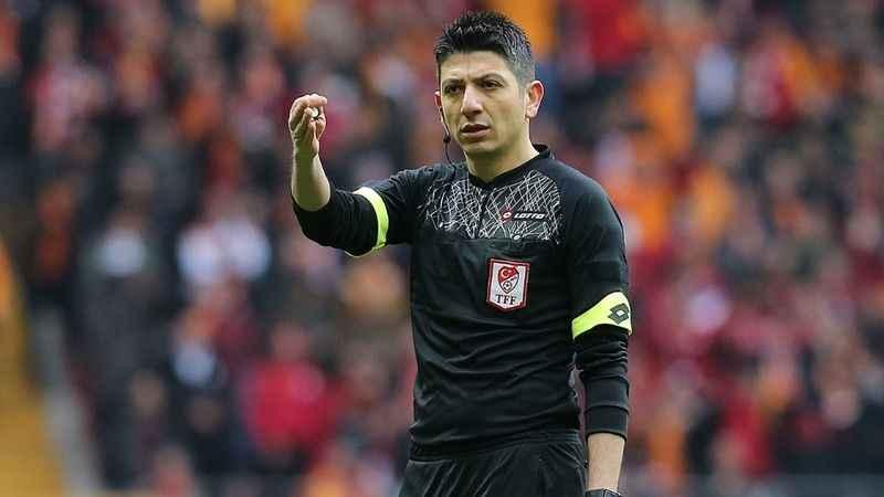 Başakşehir-Alanyaspor maçını yönetecek isim belli oldu