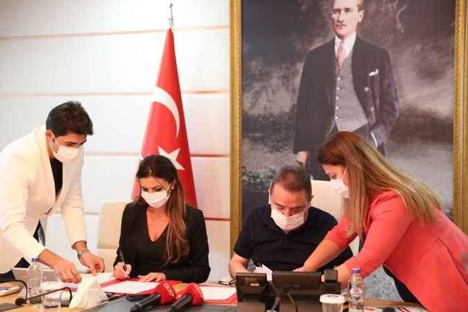 Antalya BŞB'den memurları sevindiren protokol