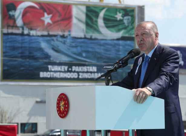 """Cumhurbaşkanı Erdoğan: """"Yeni bir göç dalgasıyla karşı karşıyayız"""""""