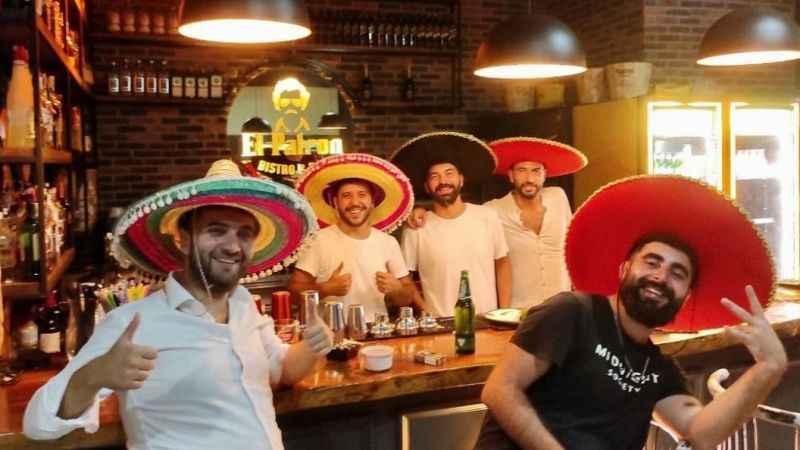 Alanya'da Meksika havası