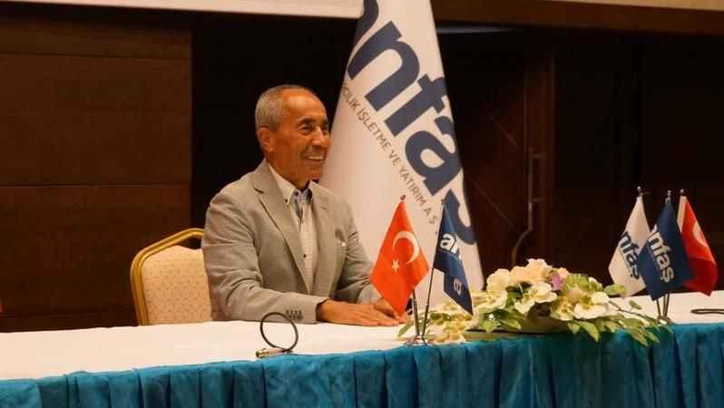 ANFAŞ Yönetim Kurulu Başkanı Ali Bıdı:  'Ticaretin kalbi fuarlarda atıyor'