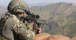 PKK'ya ağır darbe! Etkisiz hale getirildiler