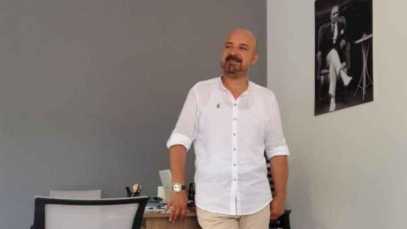 Alanya'da ofis pozu beğeni topladı
