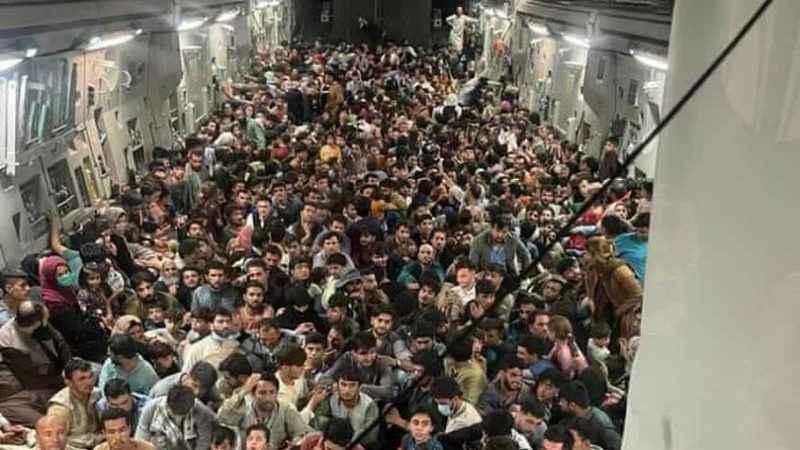 Kendini o uçağa atanlar arasındaymış! Merkez Bankası Başkanı Afganistan'dan kaçışını anlattı
