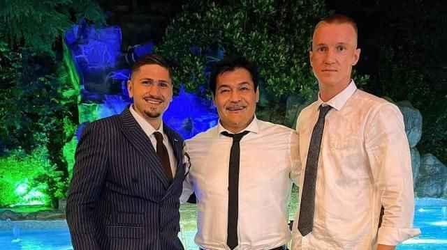 Dünyaca ünlü boksör Türkiye'de! Sporcumuzla ortak projede yer alacak