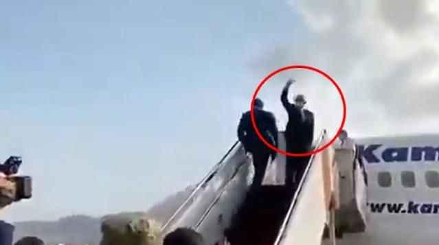 Afganistan Cumhurbaşkanı Eşref Gani, 'toplantı' bahanesiyle ülkeden kaçmış