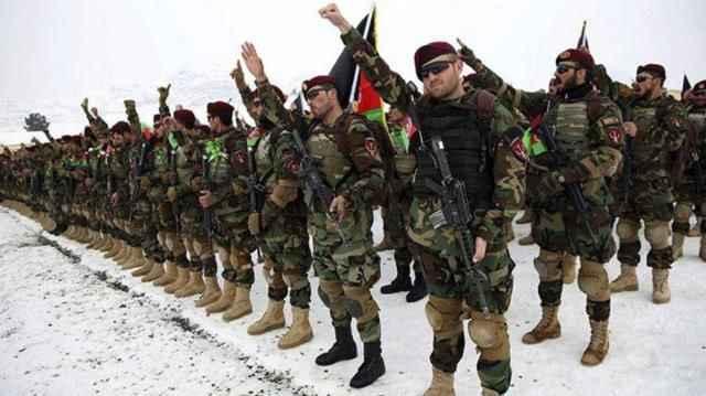 Koca ordu bir avuç Taliban'a nasıl diz çöktü? Sorunun cevabı hayalet taburlarda gizli