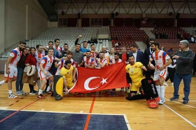 Gaziantep Polisgücü, Avrupa'nın dev takımlarını Alanya'da ağırlayacak.