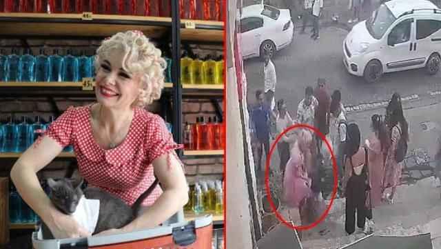 """Yerli """"Marilyn Monroe"""" küçük kıza yaptığıyla şok etti!"""