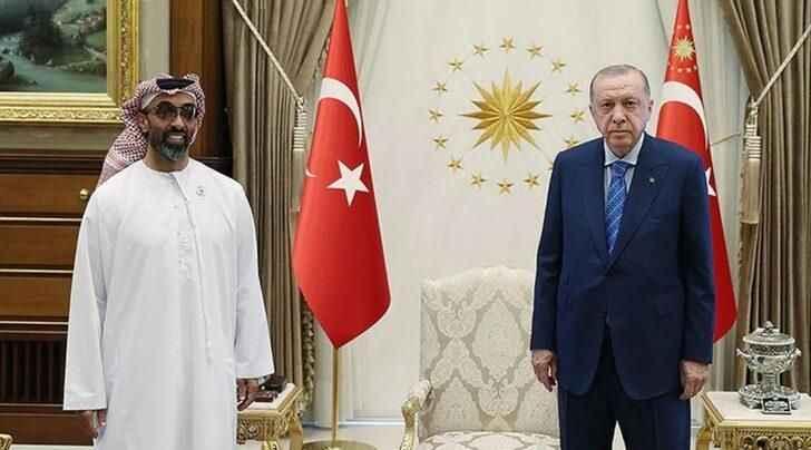 'Tarihi toplantı'! Cumhurbaşkanı Erdoğan'dan yatırım açıklaması