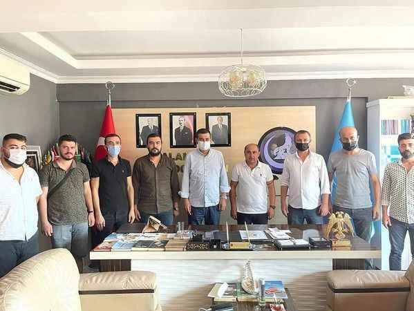 MHP Alanya'dan Ülkü Ocakları'na teşekkür