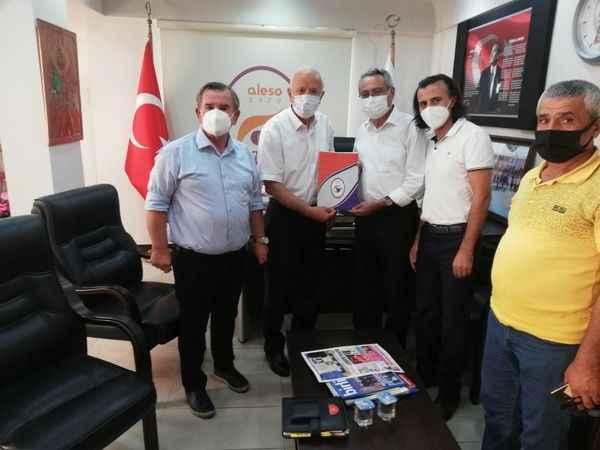 CHP Milletvekili Zeybek Alanya'da