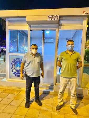 Alanya'da sivil zabıtalar göz açtırmıyor