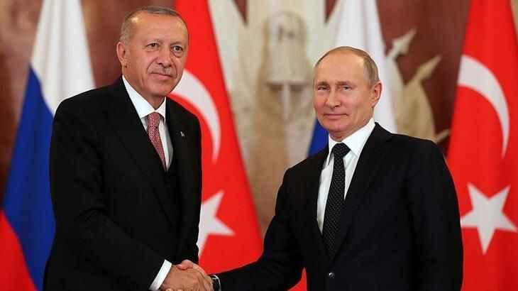 Son Dakika: Cumhurbaşkanı Erdoğan ve Putin arasında kritik Afganistan görüşmesi