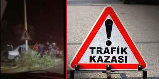 Alanya çevre yolunda trafik kazası: 1 ağır yaralı