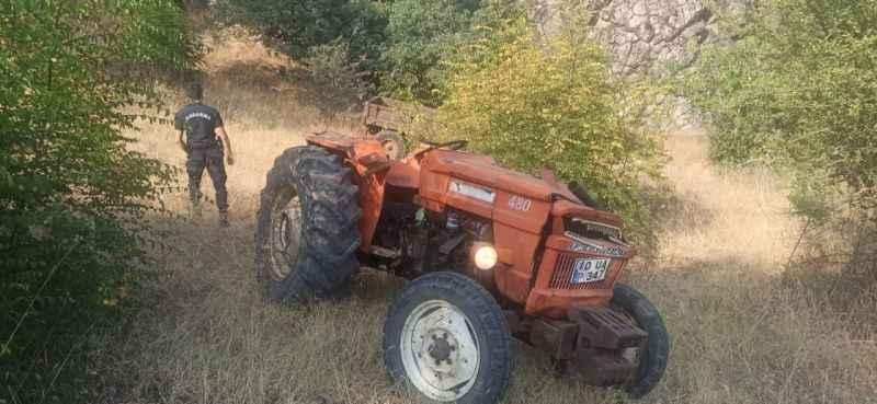 Feci kaza! Traktörün altında kalan vatandaş hayatını kaybetti