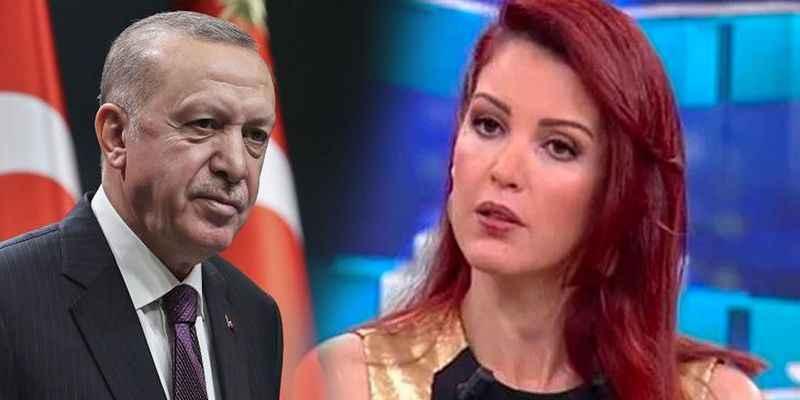 Nagehan Alçı'dan Cumhurbaşkanı Erdoğan'a gündem yaratan çağrı!