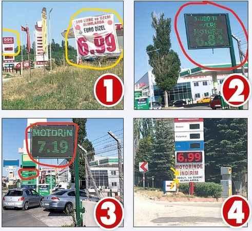 Ucuz motorin diye vatandaşı böyle kandırıyorlar!